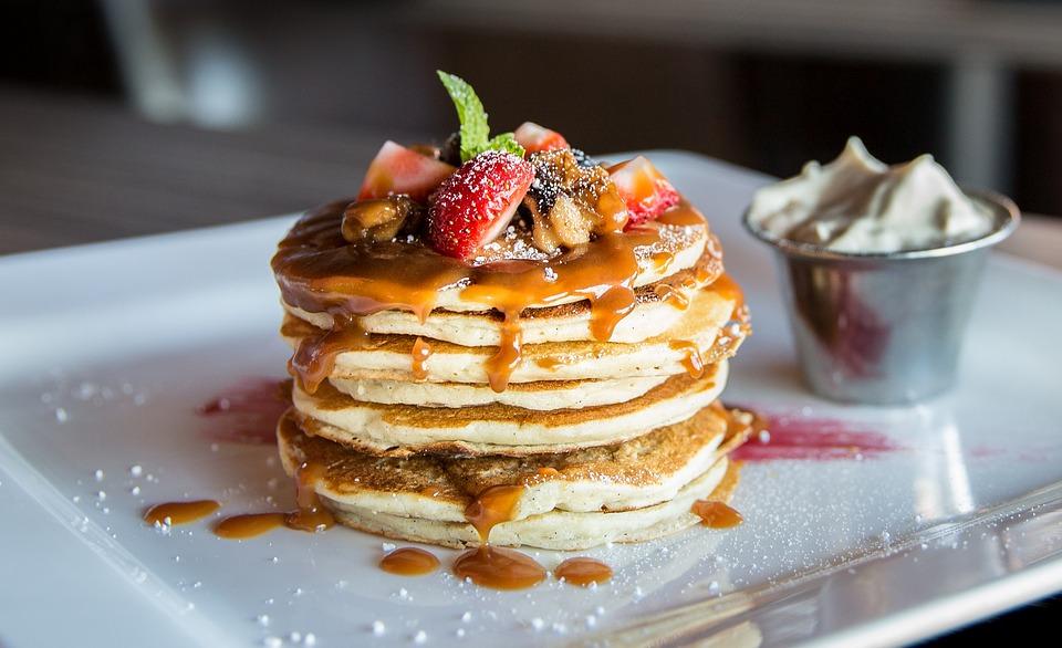 4 recettes délicieuses de pancakes