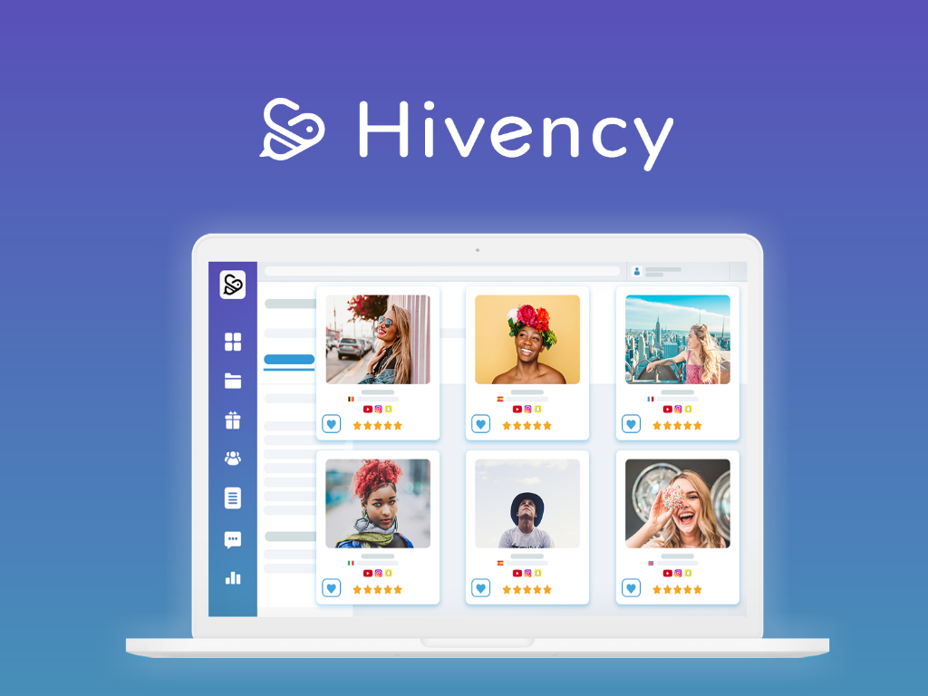 Hivency unveils its new logo and the new interface of its website!