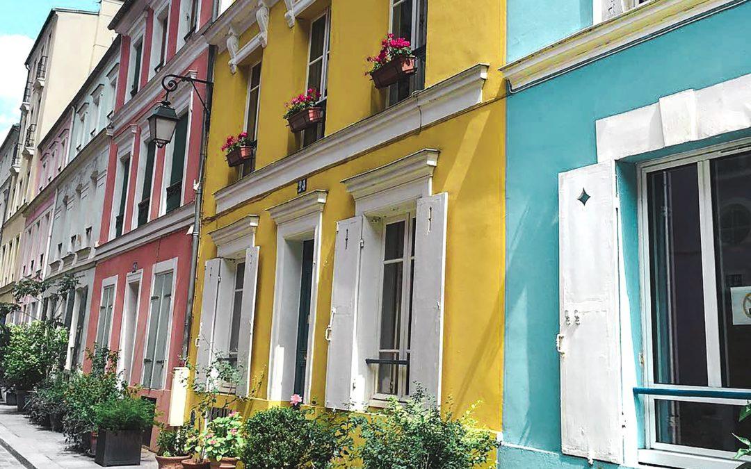 5 spots parisiens très colorés
